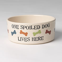 One Spoiled Dog 7