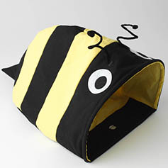 Bumble Bee Cat Cave
