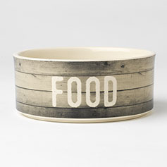 Farm Dog FOOD Bowl 6