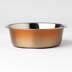 Malta Copper Ombre Bowl, 1 pint