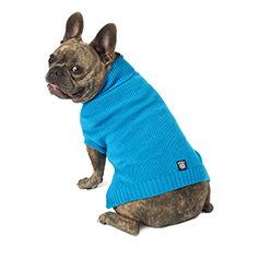 Baxter's Basic Sweater, Teal