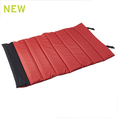 Eddie Bauer Roll Up Travel Bed, Red - Medium 36